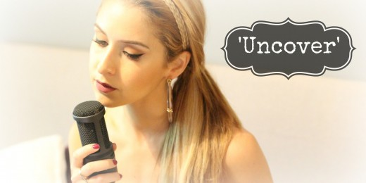 'Uncover' Zara Larsson (Cover) by Diana Espir